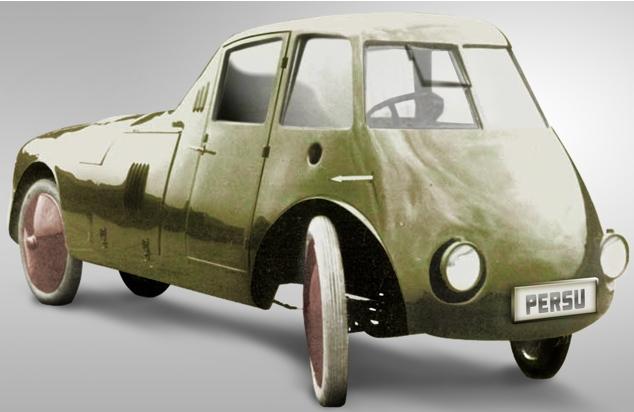 prima masina aerodinamica