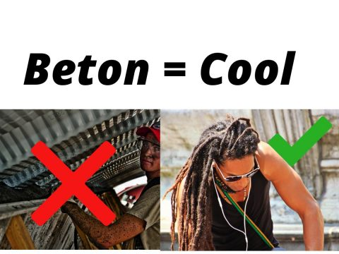 beton means cool