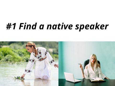 Find Romanian native speaker