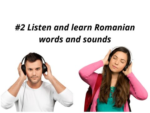 Listen and learn Romanian sounds