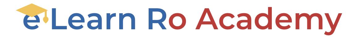 eLearn Ro Academy